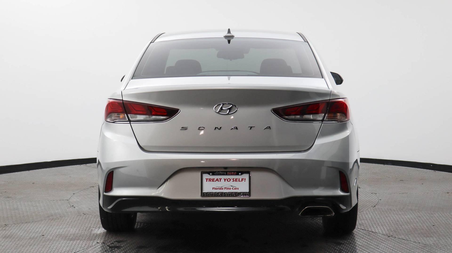 Florida Fine Cars - Used vehicle - Sedan HYUNDAI SONATA 2019