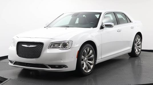 Used CHRYSLER 300 2019 WEST PALM LIMITED