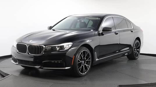 Used BMW 7-SERIES 2018 WEST PALM 740I