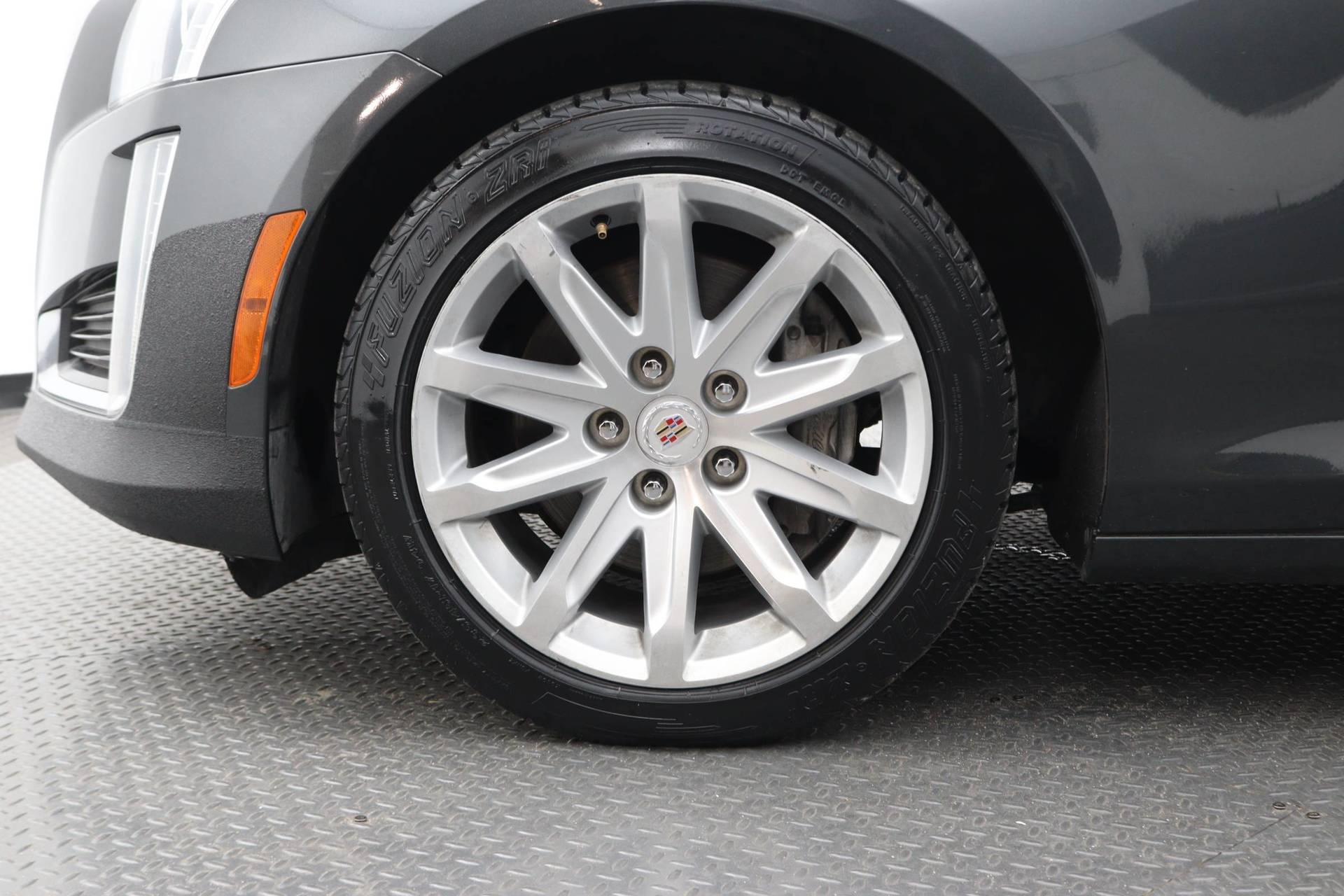 Florida Fine Cars - Used vehicle - Sedan CADILLAC CTS 2014