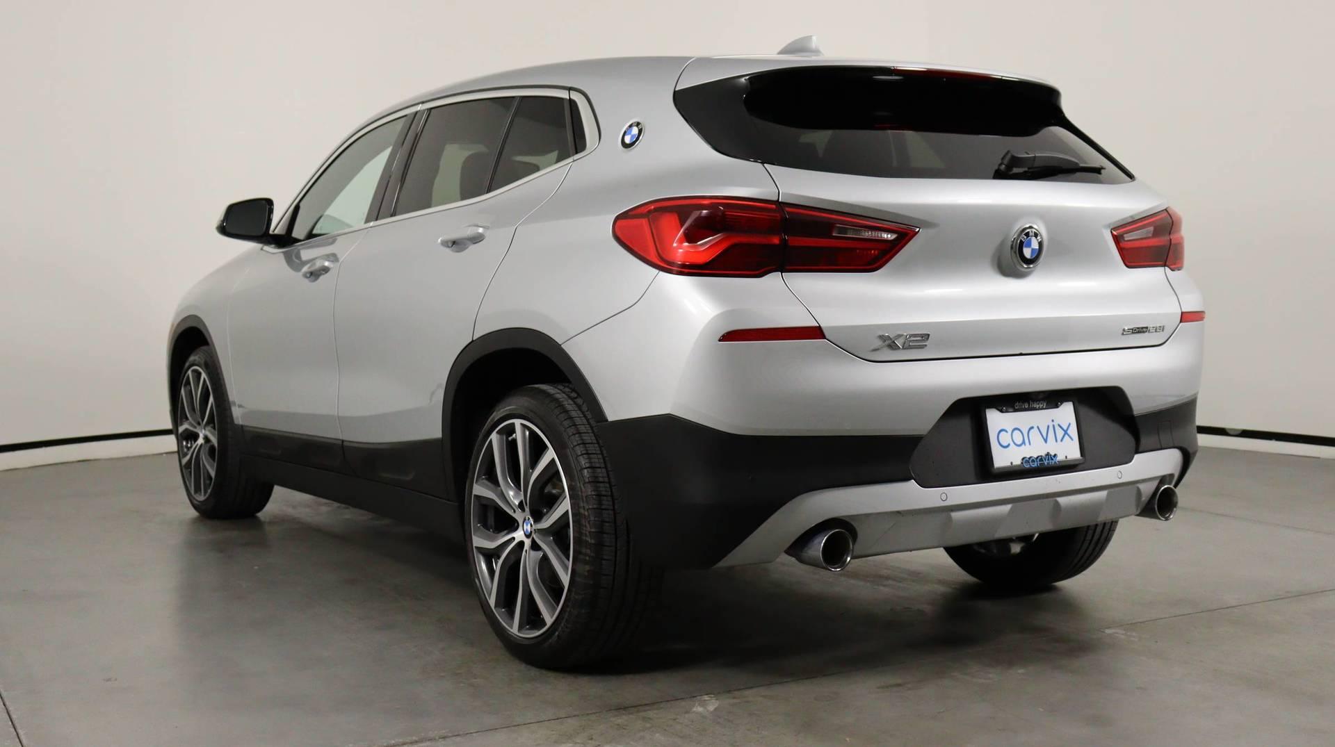 Carvix - Used vehicle - SUV BMW X2 2018