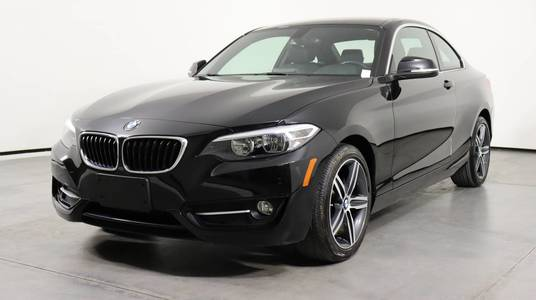 Used BMW 2-SERIES 2017 SAN ANTONIO 230I