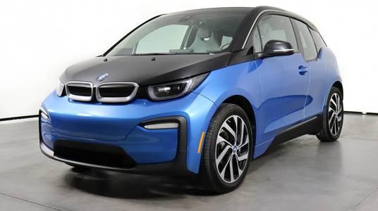 Used BMW I3 2018 SAN ANTONIO REXT MEGA