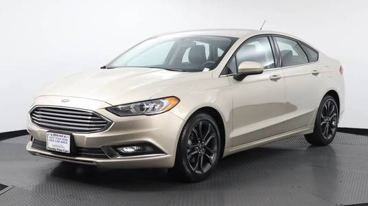 Used FORD FUSION 2018 WEST PALM SE