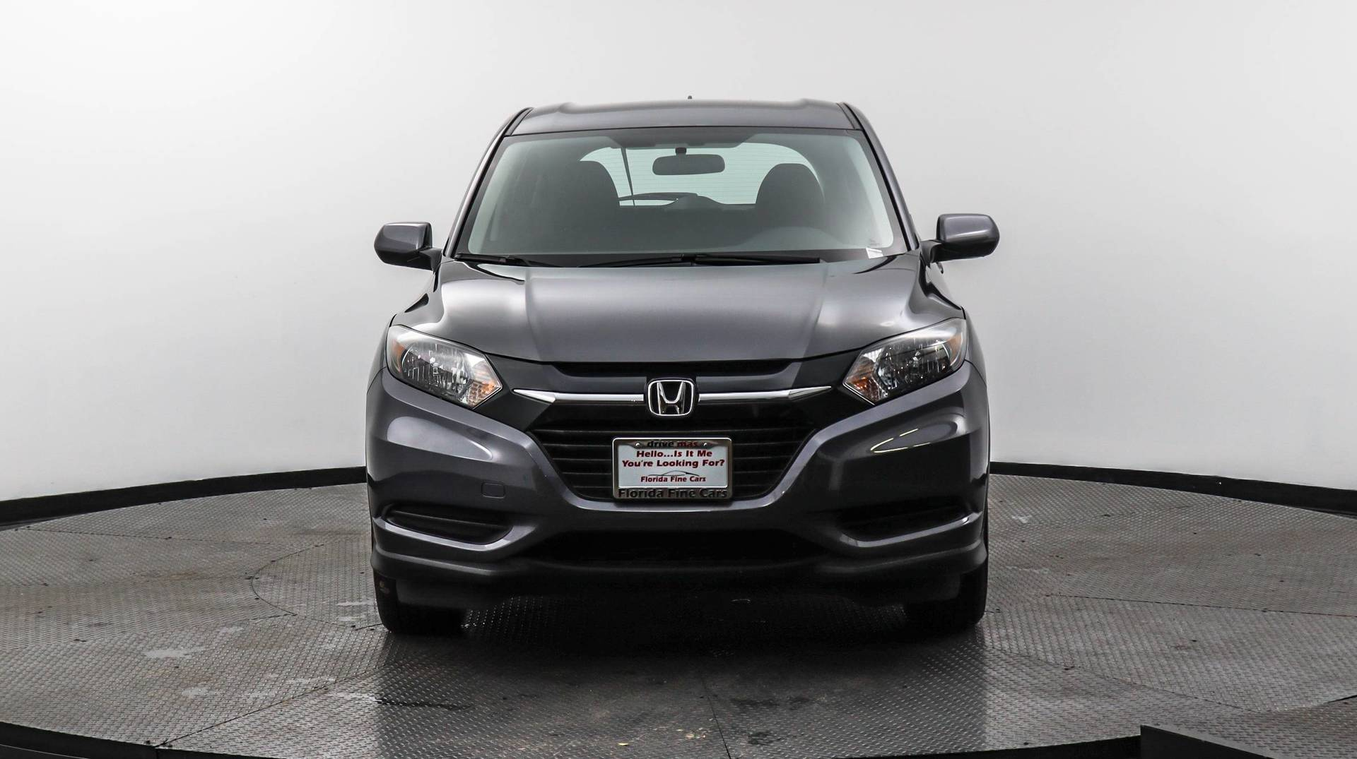 Florida Fine Cars - Used vehicle - SUV HONDA HR-V 2018