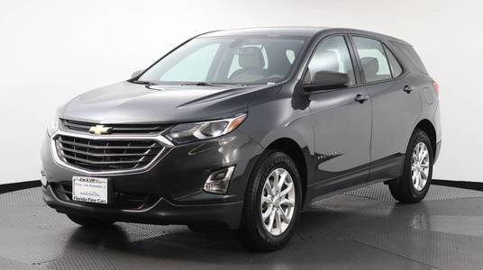 Used CHEVROLET EQUINOX 2018 WEST PALM LS