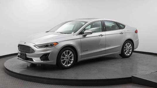 Used FORD FUSION-HYBRID 2019 MARGATE SEL