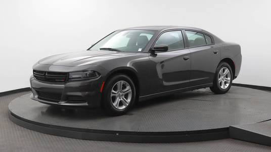 Used DODGE CHARGER 2020 MIAMI SXT, Florida Fine Cars