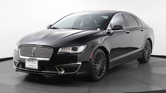 Used LINCOLN MKZ 2018 WEST PALM RESERVE, Florida Fine Cars