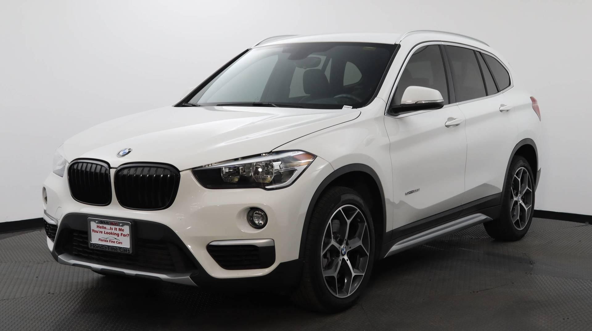 Florida Fine Cars - Used vehicle - SUV BMW X1 2018