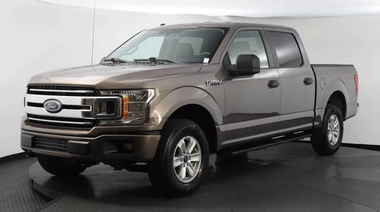 Used FORD F-150 2018 MARGATE XL