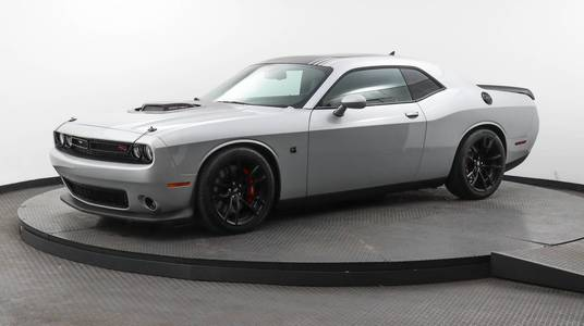 Used DODGE CHALLENGER 2019 MIAMI R/T SCAT PACK, Florida Fine Cars