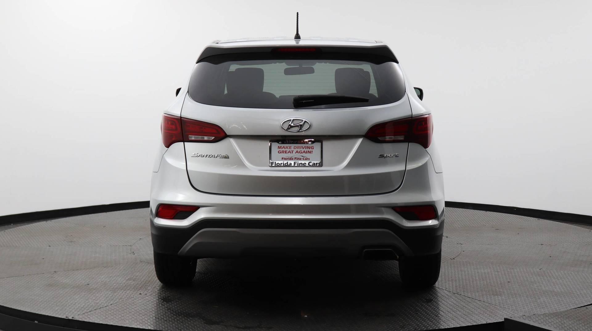 Florida Fine Cars - Used vehicle - SUV HYUNDAI SANTA FE SPORT 2018