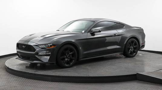 Used FORD MUSTANG 2019 MARGATE ECOBOOST