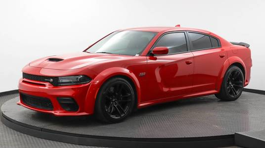 Used DODGE CHARGER 2020 MARGATE SCAT PACK WIDEBODY