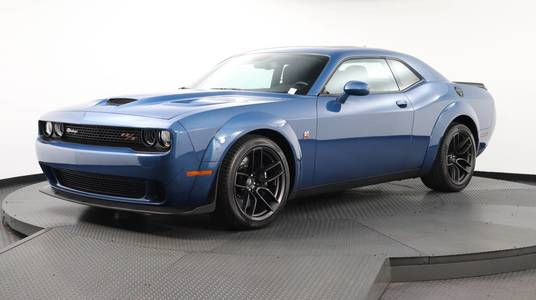 Used DODGE CHALLENGER 2021 WEST PALM R/T SCAT PACK WIDEBODY, Florida Fine Cars