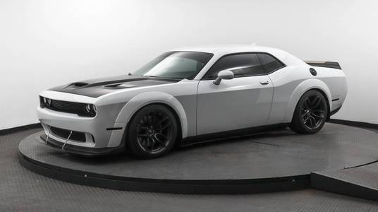 Used DODGE CHALLENGER 2020 MARGATE R/T SCAT PACK WIDEBODY