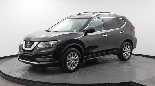 Used NISSAN ROGUE 2020 MIAMI S
