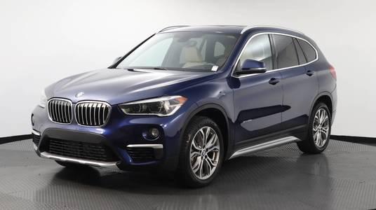 Used BMW X1 2017 WEST PALM XDRIVE28I, Florida Fine Cars