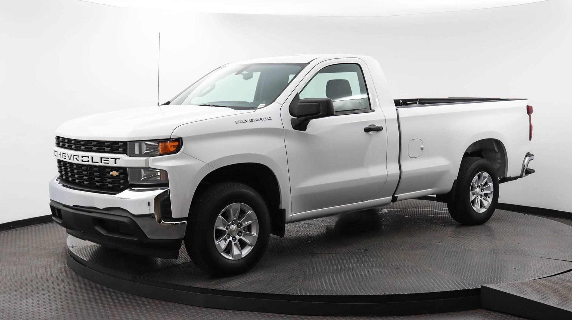 Florida Fine Cars - Used vehicle - Truck CHEVROLET SILVERADO 1500 2020