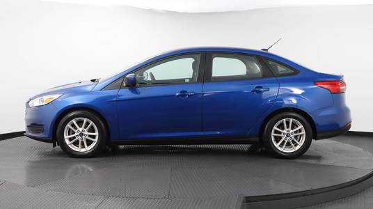 Used FORD FOCUS 2018 WEST PALM SE