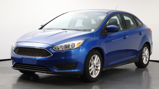 Used FORD FOCUS 2018 WEST PALM SE, Florida Fine Cars