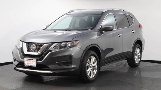 Used NISSAN ROGUE 2018 WEST PALM S