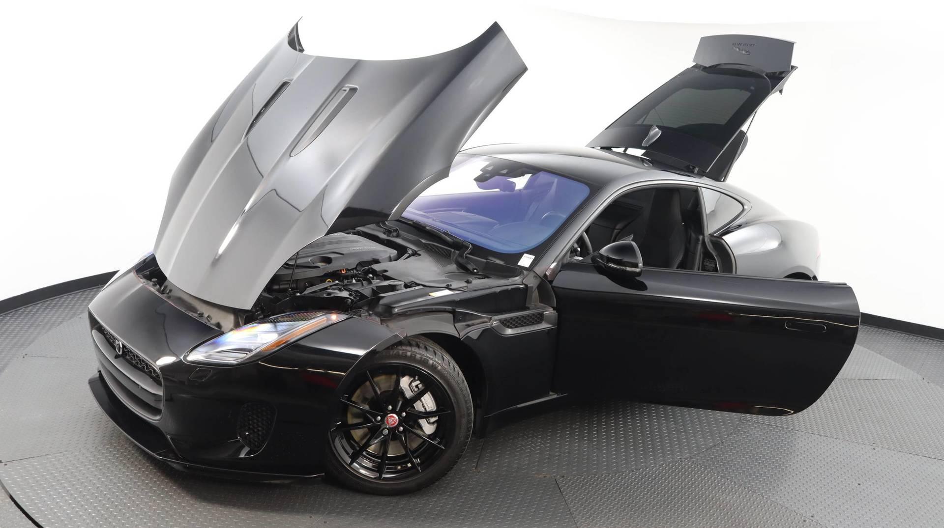 Florida Fine Cars - Used vehicle - Coupe JAGUAR F-TYPE 2018