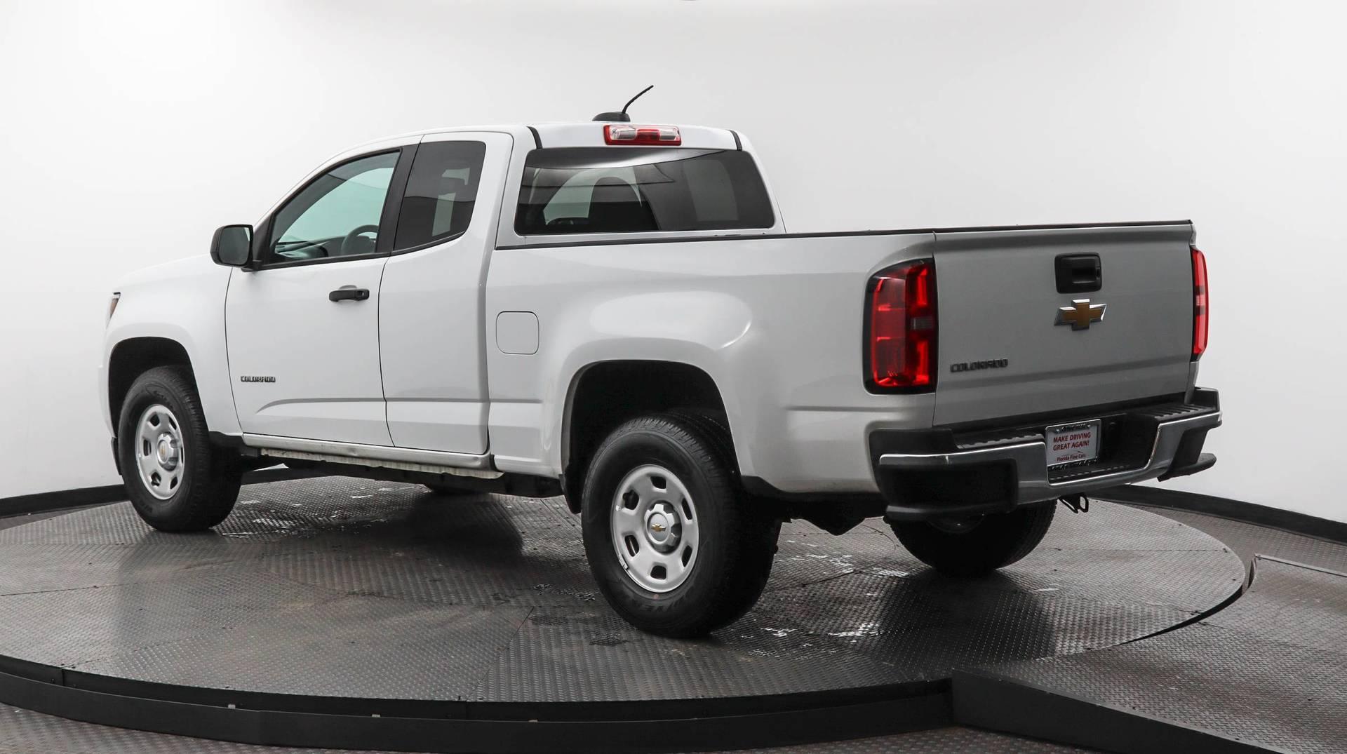 Florida Fine Cars - Used vehicle - Truck CHEVROLET COLORADO 2019