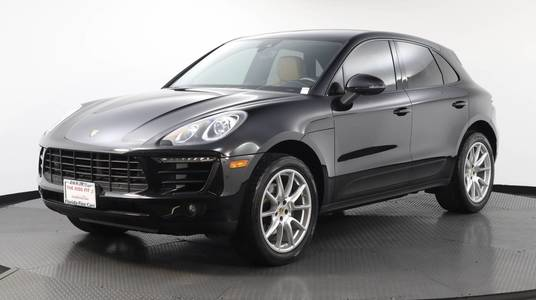 Used PORSCHE MACAN 2017 WEST PALM