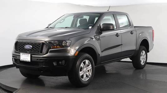 Used FORD RANGER 2019 WEST PALM XL
