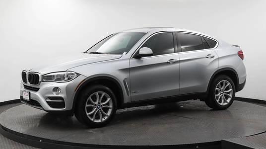 Used BMW X6 2016 MIAMI XDRIVE35I