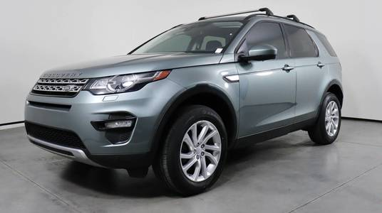 Used LAND-ROVER DISCOVERY-SPORT 2018 SAN ANTONIO HSE