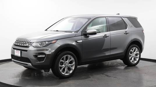 Used LAND-ROVER DISCOVERY-SPORT 2018 MIAMI HSE, Florida Fine Cars
