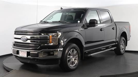 Used FORD F-150 2019 WEST PALM LARIAT