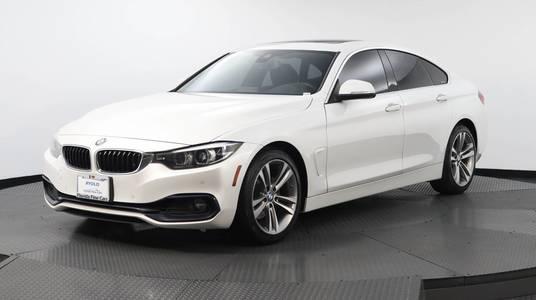 Used BMW 4-SERIES 2018 WEST PALM 430I