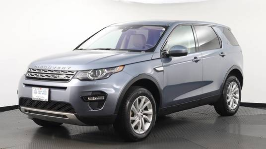 Used LAND-ROVER DISCOVERY-SPORT 2018 WEST PALM HSE