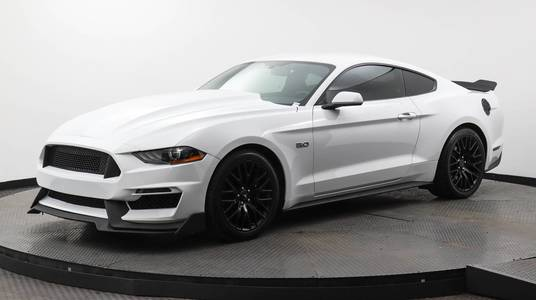 Used FORD MUSTANG 2019 MIAMI GT