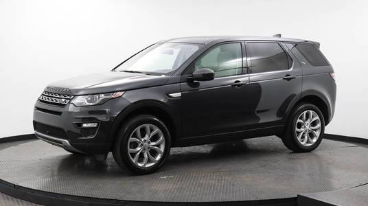Used LAND-ROVER DISCOVERY-SPORT 2019 MARGATE HSE, Florida Fine Cars