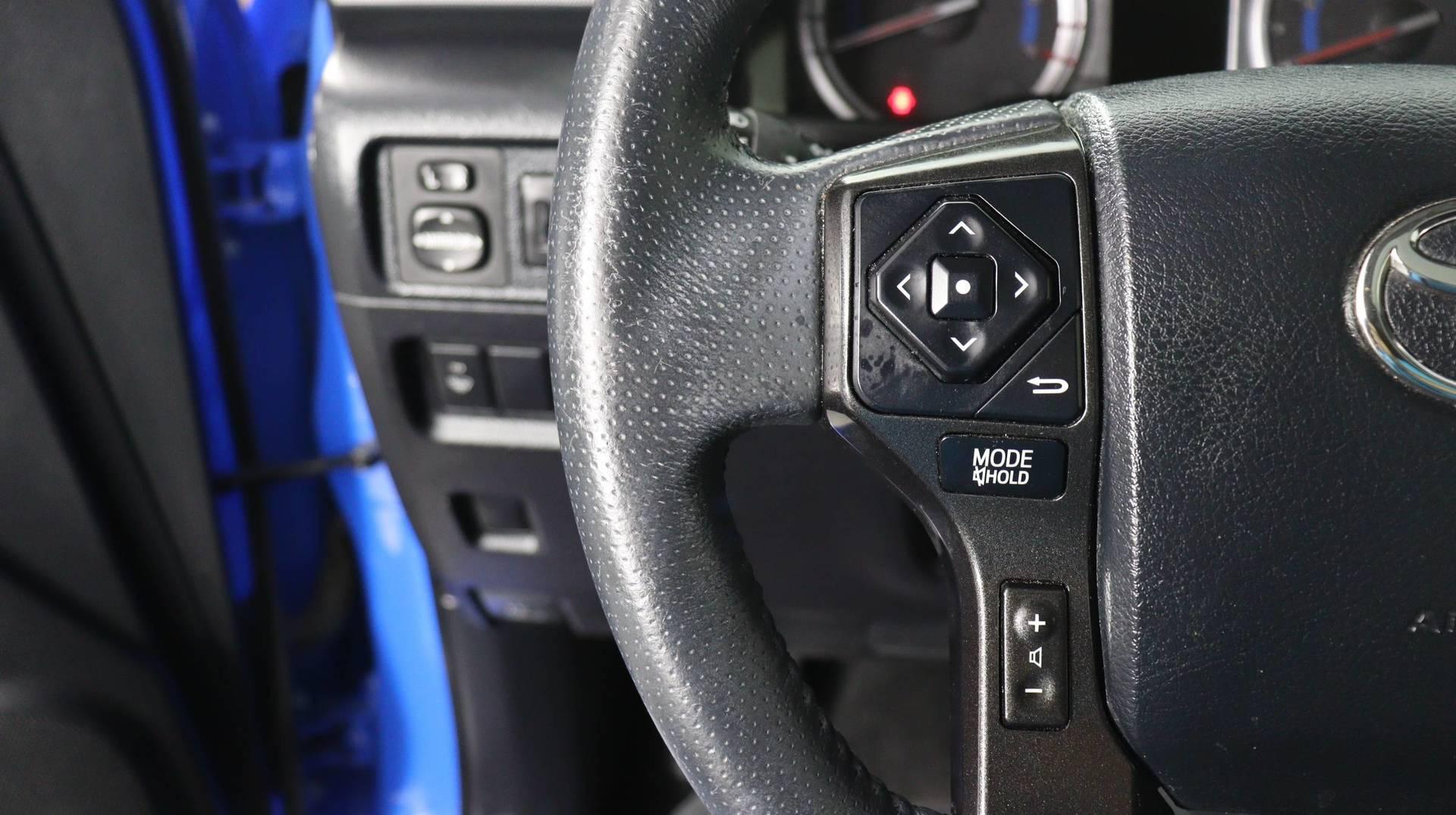 Carvix - Used vehicle - SUV TOYOTA 4RUNNER 2019