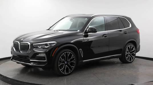 Used BMW X5 2019 MIAMI XDRIVE40I