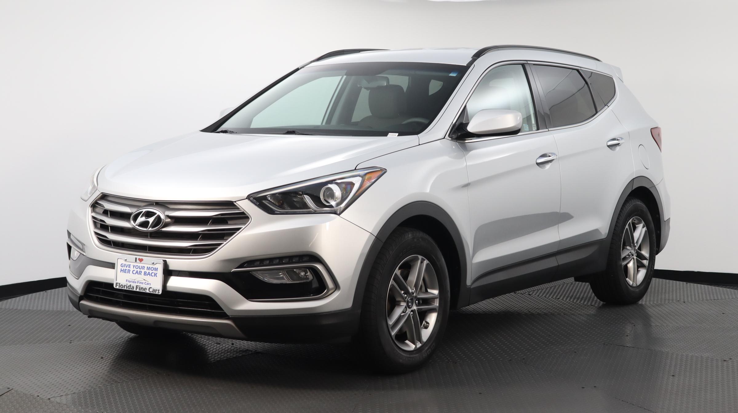 Florida Fine Cars - Used vehicle - SUV HYUNDAI SANTA FE SPORT 2017