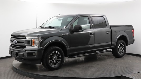 Used FORD F-150 2018 WEST PALM XLT, Florida Fine Cars