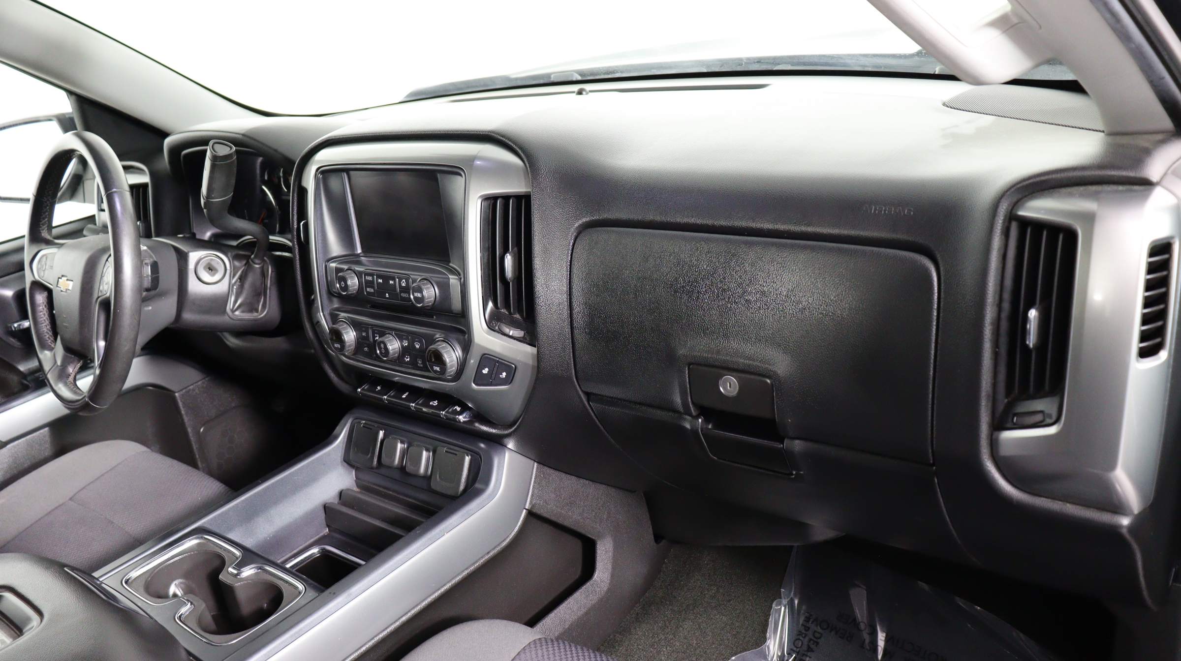 Carvix - Used vehicle - Truck CHEVROLET SILVERADO 1500 2017