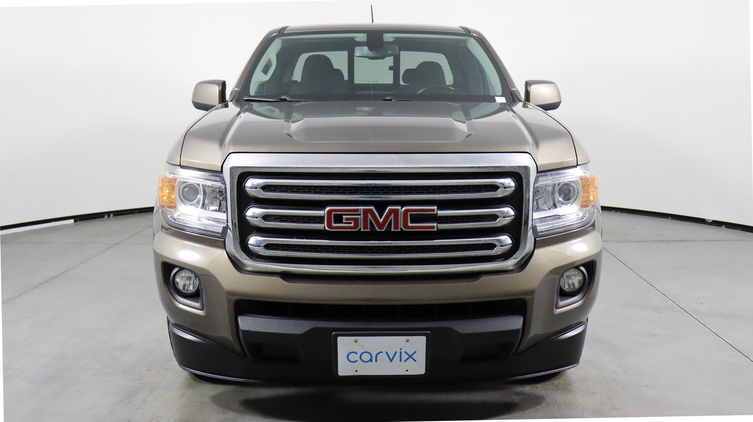Carvix - Used vehicle - Truck GMC CANYON 2016
