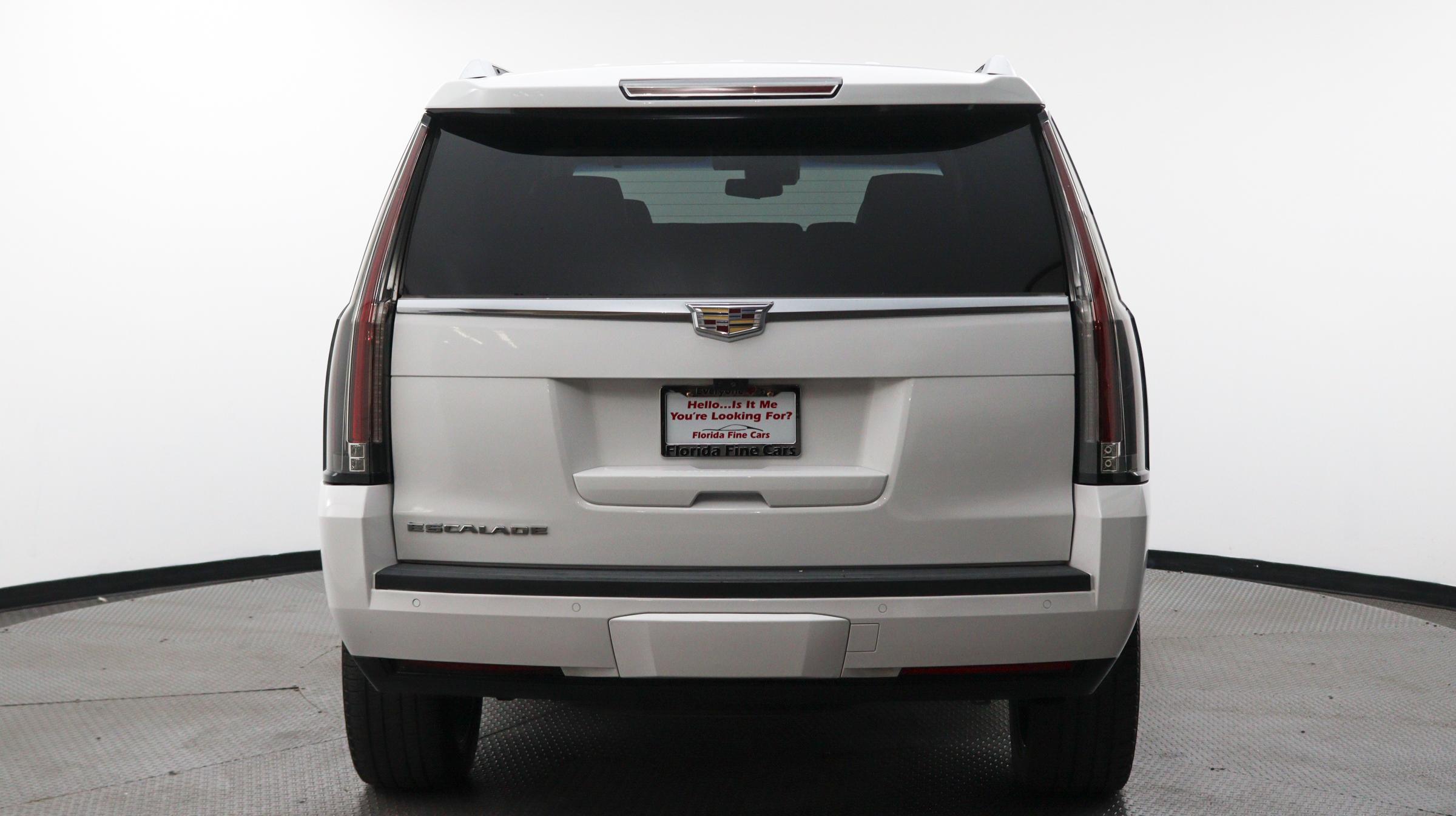 Florida Fine Cars - Used vehicle - SUV CADILLAC ESCALADE 2017