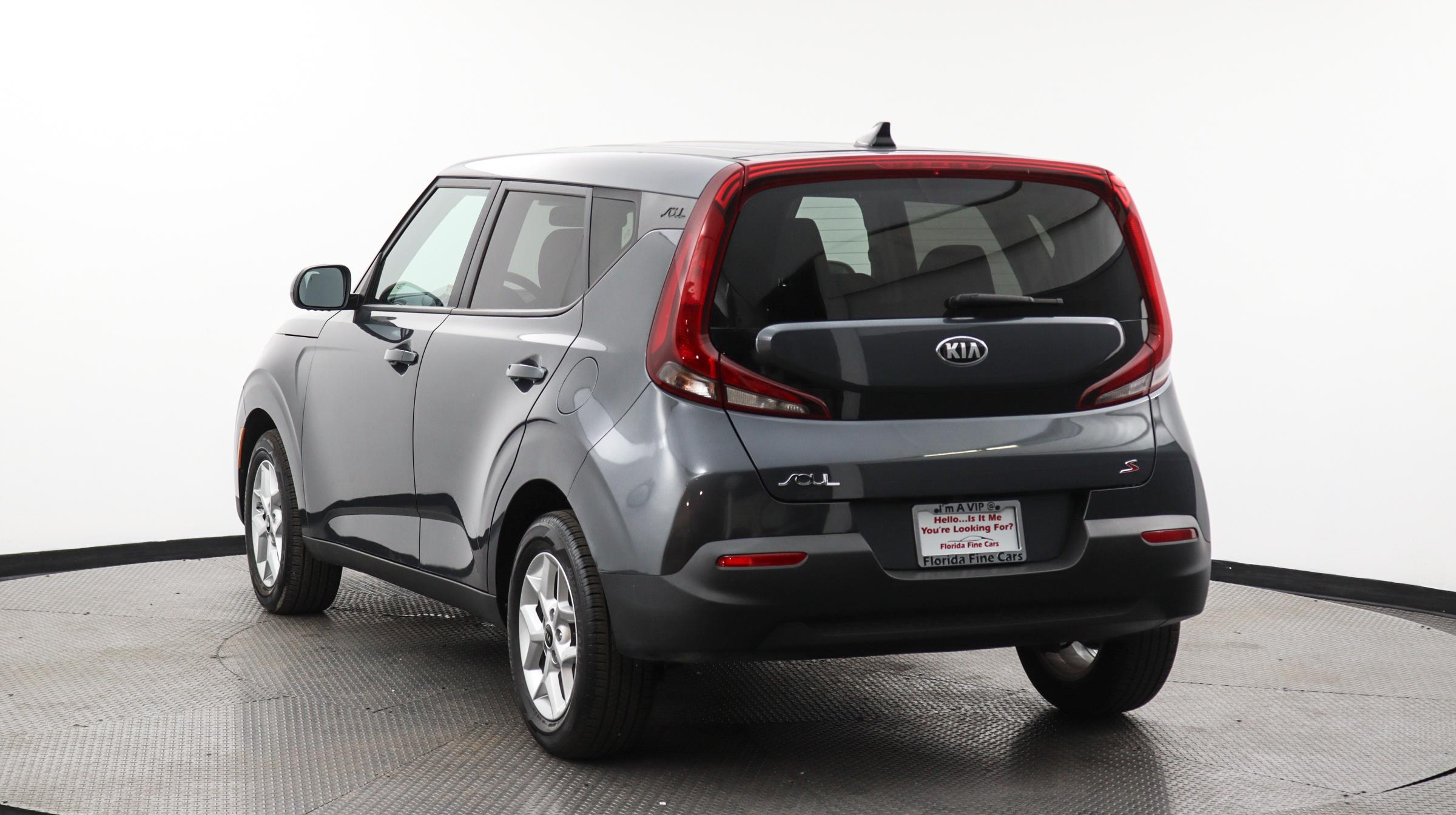 Florida Fine Cars - Used vehicle - SUV KIA SOUL 2021