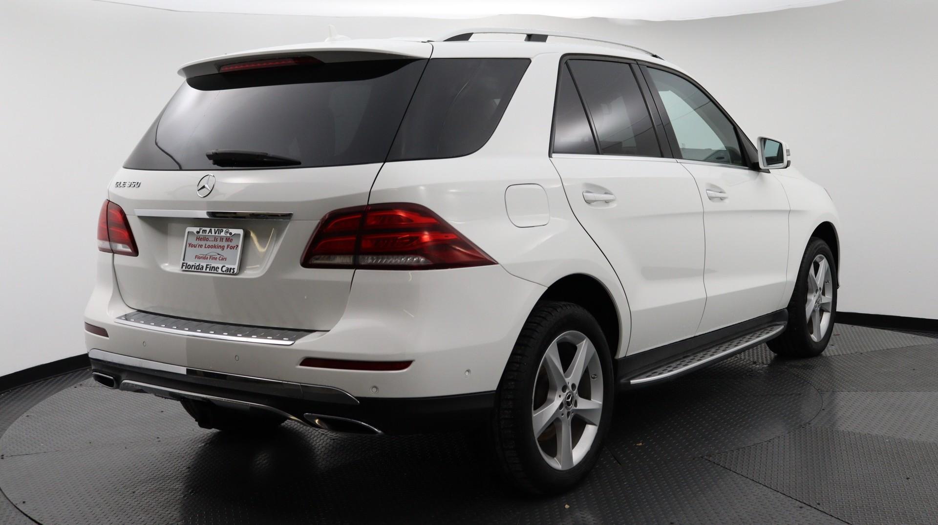 Florida Fine Cars - Used vehicle - SUV MERCEDES-BENZ GLE 2017