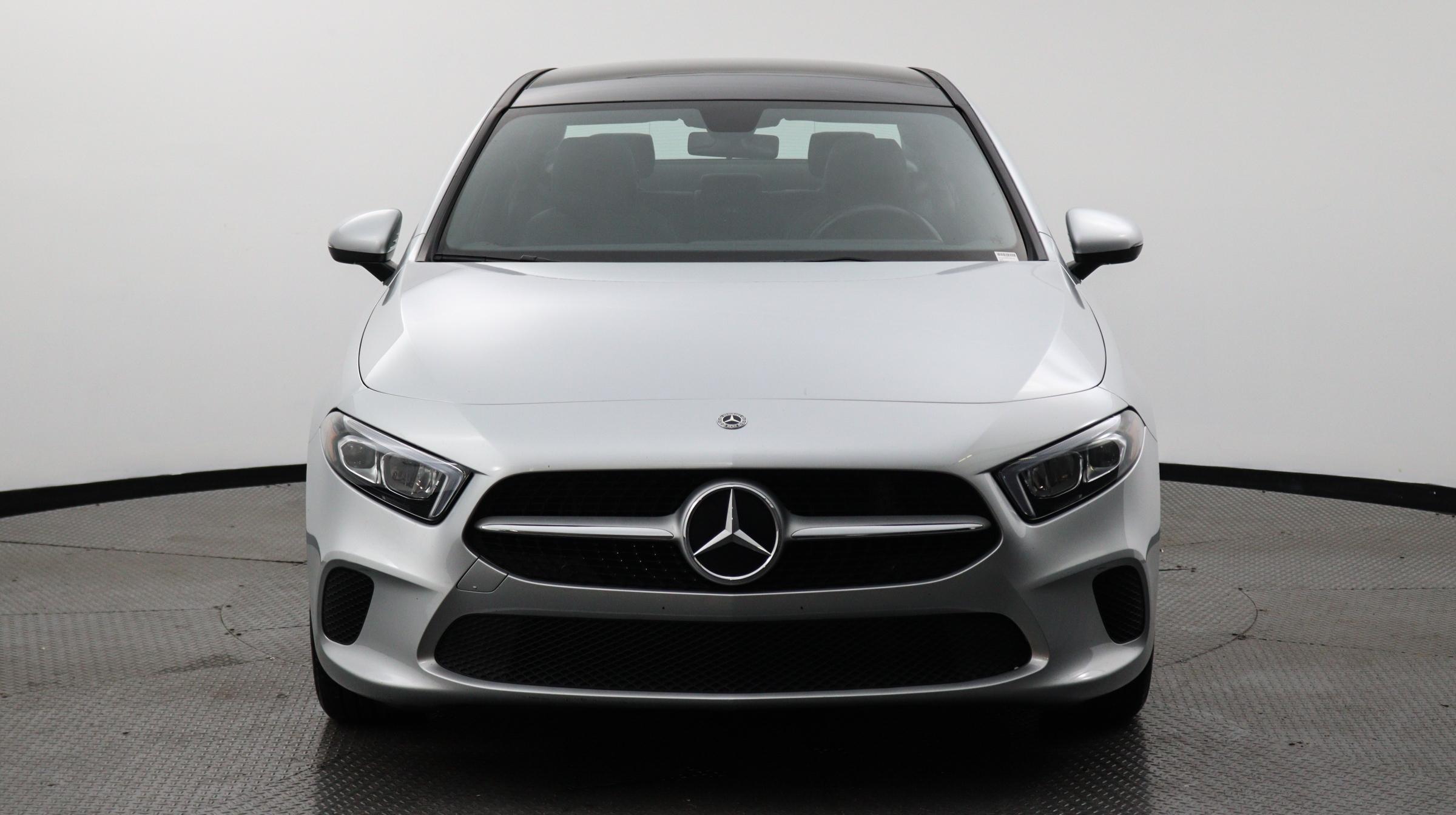 Florida Fine Cars - Used vehicle - Sedan MERCEDES-BENZ A-CLASS 2020