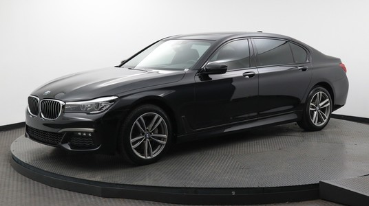 Used BMW 7-SERIES-M-SPORT 2019 MIAMI 740I XDRIVE, Florida Fine Cars